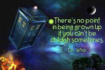 Dr Who / Reasons I love Dr Who. / by Calla Princess