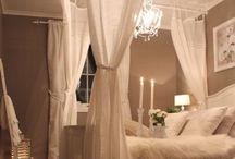 Bedroom / Home / by Calla Princess