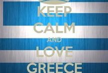 Love Greece! / Resist to what it's being told about Greece and stand by our side!