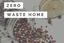 Zero Waste Home / Zero waste home including zero waste home decor, zero waste home ideas, zero waste kitchen, zero waste lifestyle, zero waste home tips & zero waste home households.