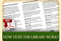 Little Free Library / Little Free Library Ideas and Locations - please message me if you have anything to share!