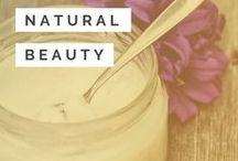 Natural Beauty / Natural beauty including DIY beauty products, homemade beauty recipes, natural beauty tips, natural beauty products & natural beauty makeup