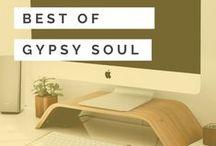 Best of Gypsy Soul / A collection of the most popular posts from the blog Gypsy Soul: Helping you to live a more sustainable & simple life. Topics include zero waste, minimalism, simple living, sustainable lifestyle, natural beauty, thrift and wellbeing. http://www.gypsysoul.co.uk