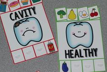 Pre-School: Dental Health / Helping you set a theme for each week or Pre-School!