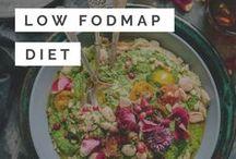 Low Fodmap Diet / Low Fodmap diet including low fodmap recipes, low fodmap meals and low fodmap tips