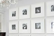 Photography - Display / A collection of display ideas for photographs and other art / by Jessica King