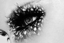 I love: Makeup / makeup & nail polish inspiration / by Jessica King