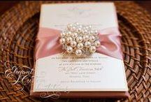 Wedding Invitation Embellishments / Some of my favorite embellishments for your wedding stationery