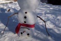 December/Christmas/Snowmen