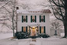 H O U S E / My Victorian, Artisan, Modern, Ecclectic, Open, Stone, Wooden, Vintage, New Age, Primitive, Cape house. LOL / by Courtney Crislip