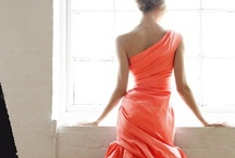 Evening Dresses / Always had a thing for evening gowns and long dresses, I just love them. Full length, trains and lots of fabric, the more, the better!  / by Sofia Arkelid
