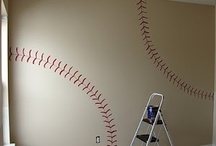Sports bedroom for Colt / by April Sunshine