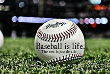 Boys of summer / Baseball was, is and always will be to me the best game in the world. 
