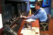Around the Newsroom / Exclusive, behind the scenes look at First Coast News and what you won't see on TV.