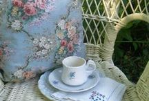 Cottages / Includes English Country, British Country and Cottage Style & Decor / by Mary Clare