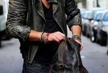 I love: mens fashion / by Jessica King