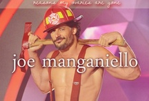 Joe Manganiello / Every woman's favorite werewolf / by April Sunshine