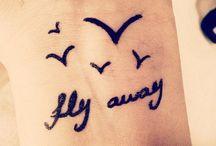 Tattoos. / by Briana Oates