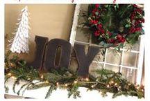 Christmas / by Nicole Patrizio