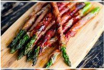 Foodie: Veggies / by Nicole Patrizio