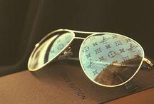 Shoes, hats, sunglasses and purses! / by Amber Bellard