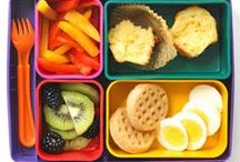 Kids Lunches / by Jennifer Hanson
