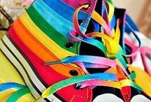 Colours / by Ellen Dygert