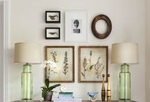 Home Decor / All different home decor styles.  I'm a little bit eclectic and so is this board :)   / by Pam @ House of Hawthornes