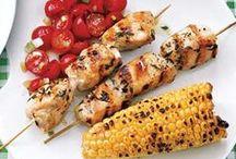 Main Dishes- Chicken/Turkey