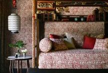 Asian Style & Decor 2 / Asian interior design and room decor: Chinese, Japanese, Korean, Tibetan, Javanese, Mongolian, Indonesian, Bali, Thai, Indochine, Oriental Style.  If you like this board, try my other: Asian Style & Decor. / by Mary Clare