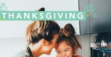 Thanksgiving / Thanksgiving recipes, party planning tips and tricks, decorating ideas and more for the holiday!