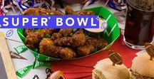 Super Bowl / Get your entire menu and all your decorations for the big football game here! You'll be sure to impress this Super Bowl Sunday!