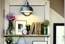 DIY Projects To Make / DIY and crafts projects for your home and garden decor. / by Pam @ House of Hawthornes