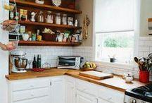 kitchen ideas / by Ruth Weibel