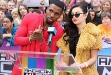 AMA Nominations LIVE on GMA / Jason Derulo and Charlie XCX help us announce the nominations for the American Music Awards live on GMA! / by Good Morning America