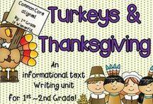 November/Thanksgiving
