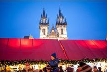 Best Christmas Markets in Europe / Winter in Europe is a wonderful time to visit the most beautiful Christmas markets. If you are looking for Christmas presents and dream of the lovely smell of a Christmas tree or the lovely sound of Christmas carols, please  dive into our selection of the best Christmas markets in Europe, the best destinations for perfect Christmas holidays. More destinations on --> www.europeanbestdestinations.com