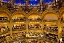 """Best Shopping Centers in Europe / New times, new religions. Discover the """"temples of shopping"""" in Europe. Here is a selection of shopping centers not be missed during your visit in Europe.Visit historic and world famous shopping centers such as The Galeries Lafayette in Paris and Harrods in London, shopping centers with bold architecture as Vulcano Buono in Naples or Kanyon in Istanbul. Discover the top shopping centers in Europe.  More destinations on --> www.europeanbestdestinations.com"""