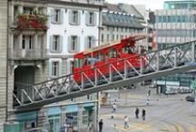 Best funiculars in Europe / Since the Middle Ages they have helped us reach the tops such as the two beautiful funiculars of Lisbon, the famous funicular of the Buda Castle or the Lugano, Zurich and Ellmau funiculars. More destinations on --> www.europeanbestdestinations.com