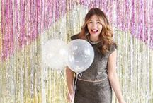 GMA's Pinterest Perfect Party: DIY Decor / All the DIY decor tips you need to host your own Pinterest Perfect NYE Party, featuring ideas from Pinterest Expert Jenni Radosevich! / by Good Morning America
