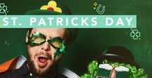 St. Patrick's Day / St. Patrick's Day recipes, party planning tips and tricks, decorating ideas and more! Happy St. Paddy's Day!
