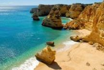 Algarve / Algarve Europe's Most Famous Secret   Sunlight, heat and the vibrant colours of the landscape. Everything in the Algarve is a source of energy. Offering you the chance to recharge your batteries. All year round, the region's beaches, nature reserves, picturesque villages, golf courses, castles and fortresses can be enjoyed in all their splendour.