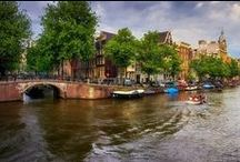 Amsterdam / It's likely you've seen a picture of Amsterdam's winding waterways. Perhaps you've heard it's home to almost as many bikes as residents. Or maybe you're aware of its tolerant and laid-back atmosphere. But there's more to Amsterdam than meets the eye.