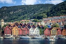 Bergen / Bergen is The Gateway to the Fjords of Norway and a well-established cruise port, an international city packed with history and tradition, with small-town charm and atmosphere. As a European City of Culture and UNESCO World Heritage City, Bergen is an old city with a young outlook.