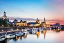 Dresden / Dresden is one of the most popular tourist destinations in Germany. Visitors from all over the world pour into the city on the Elbe to explore and experience it, and to see for themselves the Frauenkirche (Church of Our Lady), the Zwinger and the Semperoper (Semper Opera House).