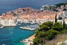 Dubrovnik / Like a sounding seashell of life, Dubrovnik lies on the shores of the Adriatic, in Croatia.   You can arrive in Dubrovnik from all the corners of the earth. You can leave it for the most different corners of the earth too, but you can also come back to Dubrovnik. Dubrovnik is not a city for one time, it's a gift for a lifetime.
