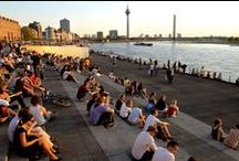 Dusseldorf / Düsseldorf is liveable and lovable! The city dazzles with its outstanding infrastructure and modern architecture, cultivates its traditions, and creates a cosmopolitan buzz with its cultural programme.