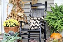 Fall - Best of House Of Hawthornes / Best fall home decor, crafts and DIY Projects from House Of Hawthornes blog / by Pam @ House of Hawthornes