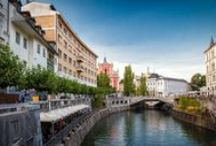 Ljubljana / What is it that sets Ljubljana apart from other cities and capitals that makes it a great place to visit and discover? A vibrant city of delights characterized by its unique historical heritage, cultural creativity, friendliness and relaxed atmosphere.