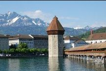 Lucerne / Geographically, it lies in the heart of Switzerland; historically, it is the birthplace of Switzerland: the Lake Lucerne Region with the world famous city of Lucerne.